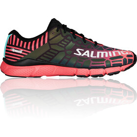 Salming Speed 6 Shoes Women Black/Magenta